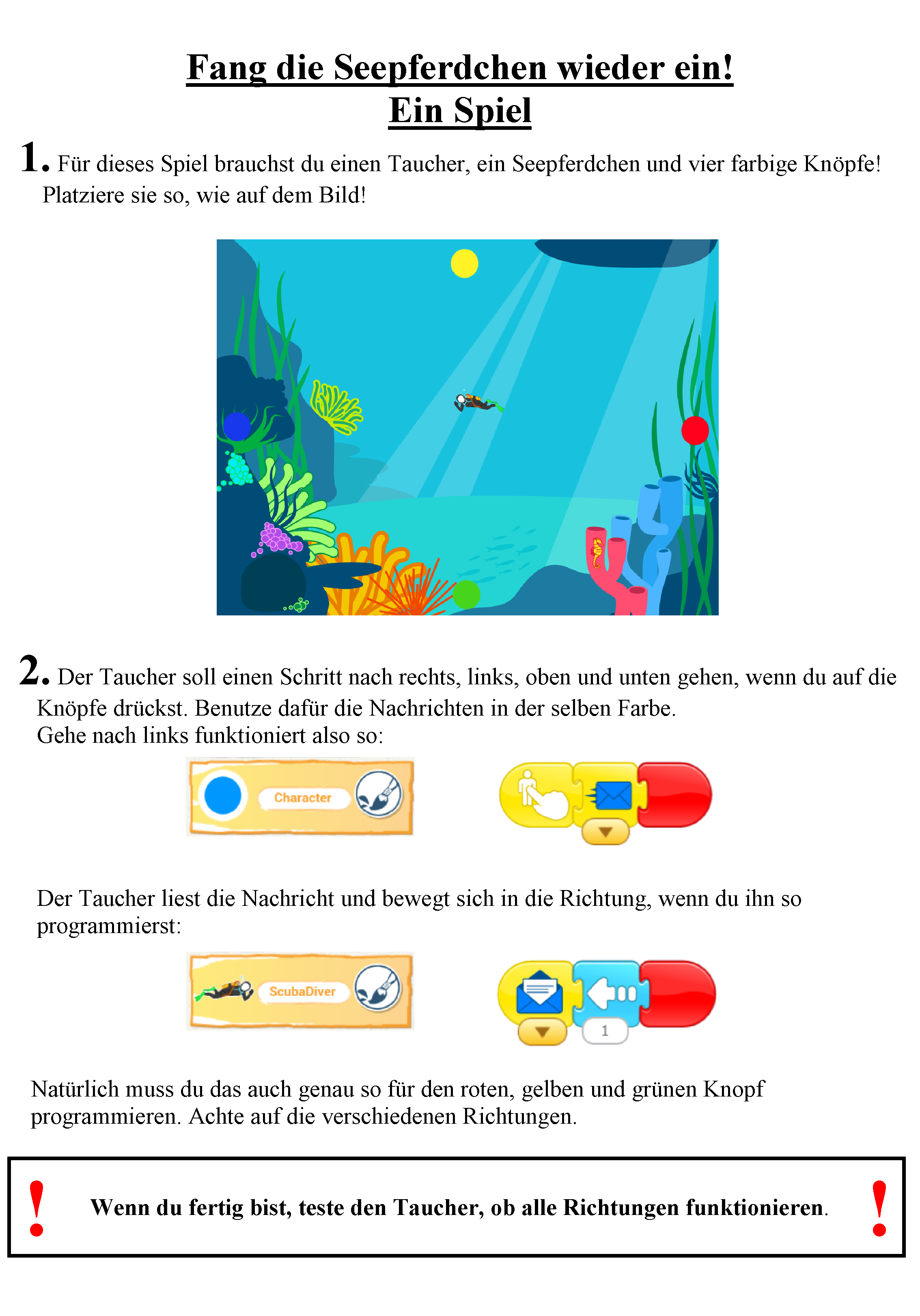 Aquarium (Fortsetzung) · C4C — code for competence